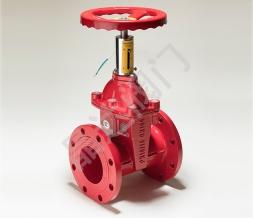 简单了解基本消防蝶阀的工作方式以及有关阀门组件。